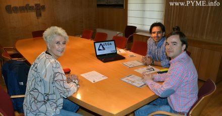 CONFAES acerca a la responsable del 112 en Salamanca el Plan Actúa de Emergencias Urbanas