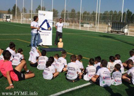 El Plan Actúa de CONFAES forma en emergencias a los más de 50 participantes del III Miróbriga Campus